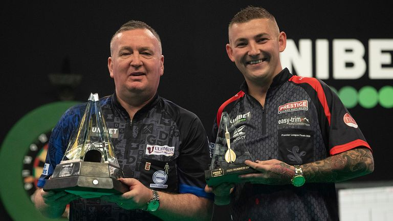 The two debutants went all the way to last year's final