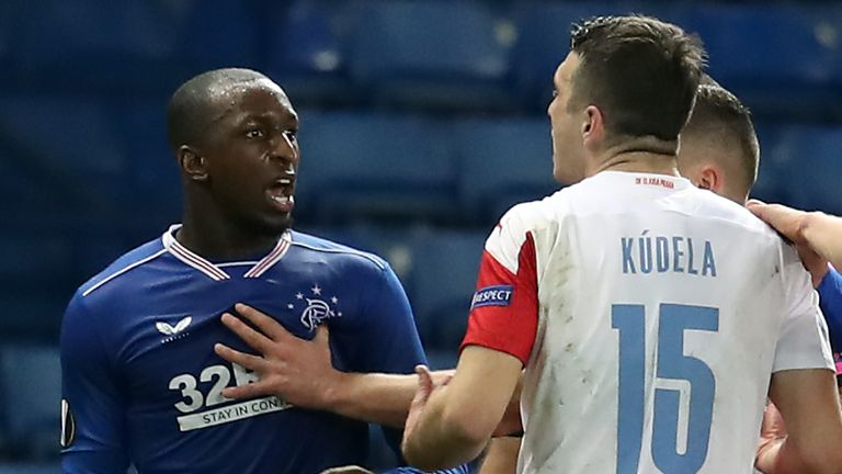 "Glen Kamara: Rangers midfielder faces racist abuse online ""every day"" 
