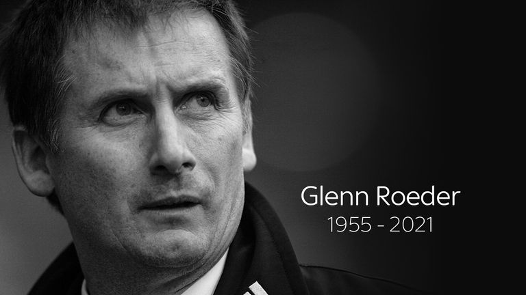 Glenn Roeder has died aged 65