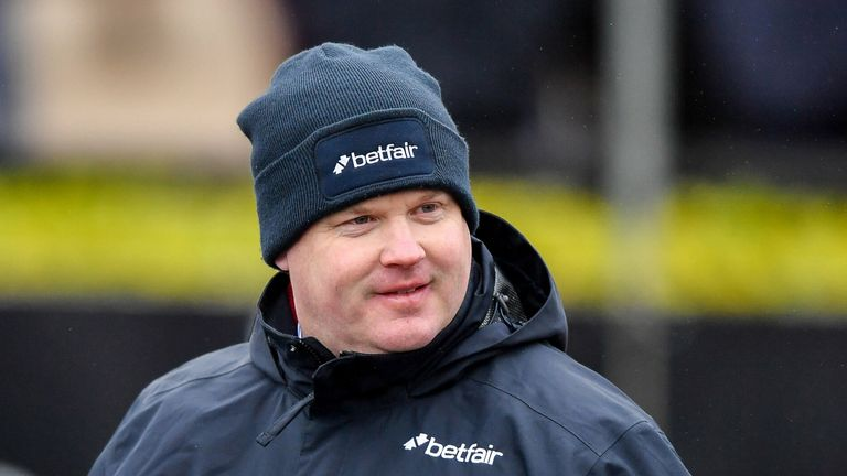 GETTY - Gordon Elliott is said to be 'fully cooperating' with the investigation into a photo of the trainer sat on a dead horse