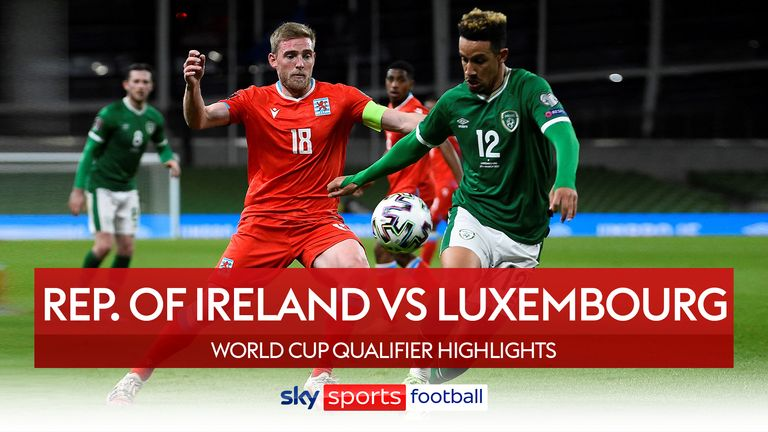 ROI v Luxembourg
