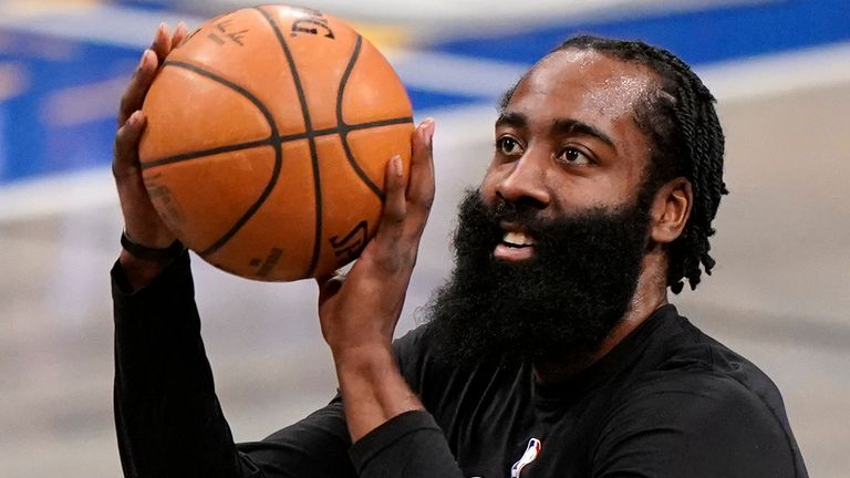 James Harden was named NBA's Most Valuable Player in 2018