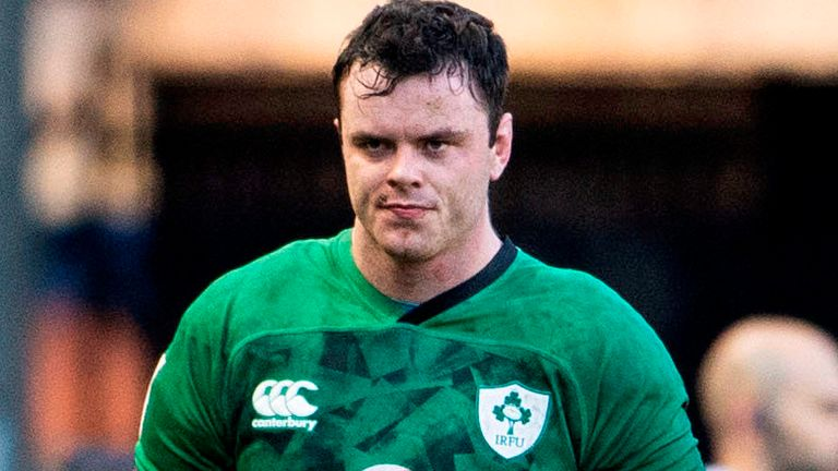 Ireland vice-captain James Ryan required a head injury assessment during their victory over Scotland