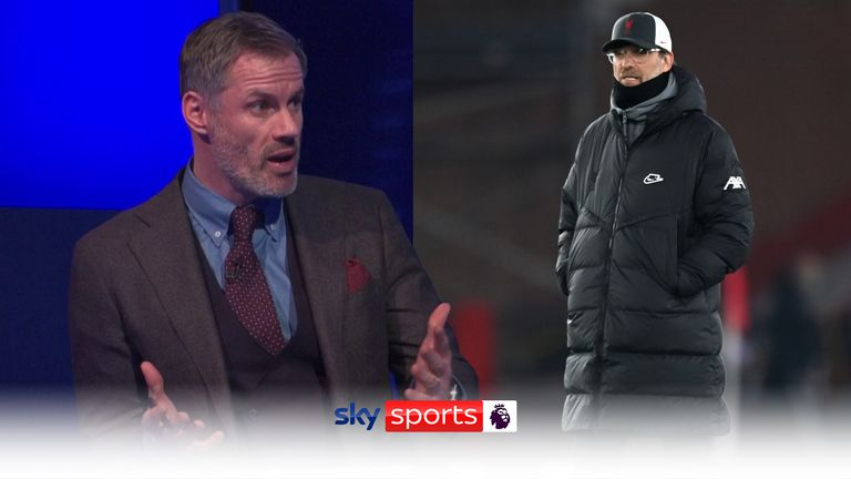 Carragher on MNF