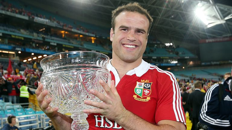 Jamie Roberts, a Lions tourist in 2009 and 2013, picks his XV to face the Springboks
