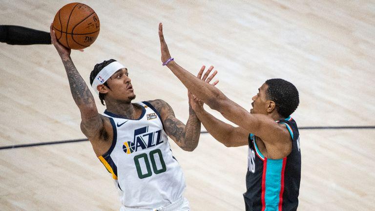 NBA: Jazz Grizzlies