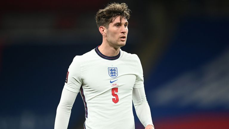 John Stones recovered from his mistake to assist Harry Maguire's winner against Poland at Wembley