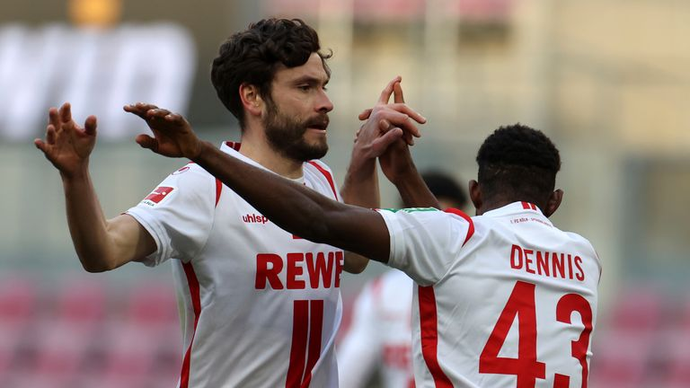 Jonas Hector's goal earned Cologne a point against Werder Bremen