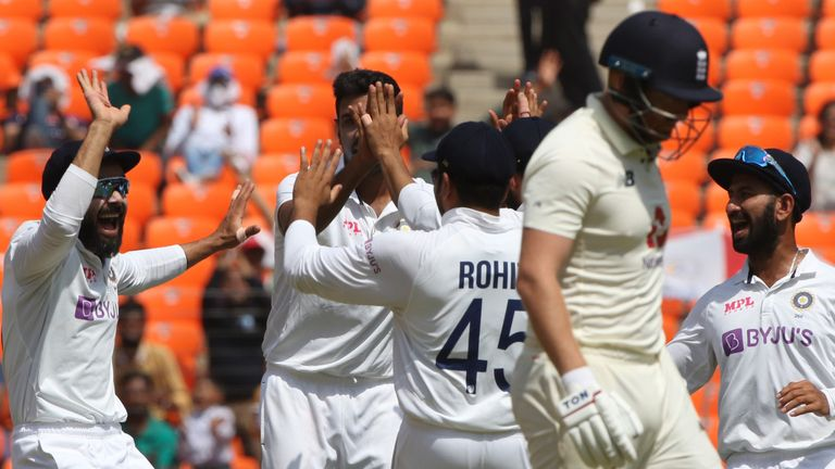 Jonny Bairstow recorded three ducks in four innings after returning to India for the last two Tests (Pic credit - BCCI)