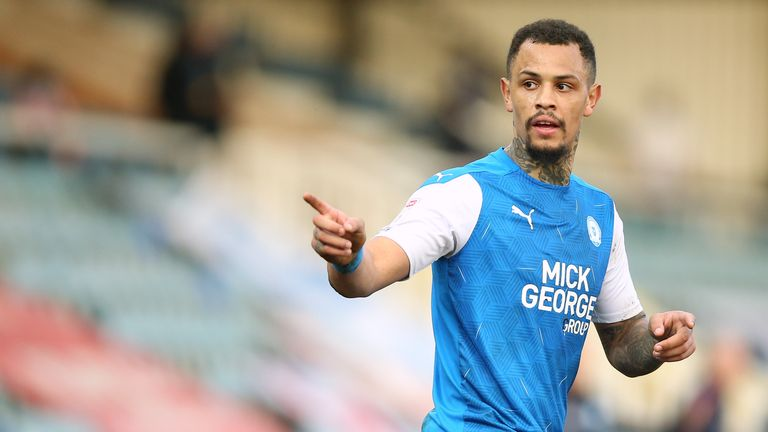 The striker had previously spent the 2012/13 campaign at the Weston Homes Stadium