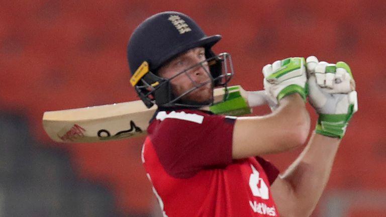 Jos Buttler, fifth T20I (Associated Press)
