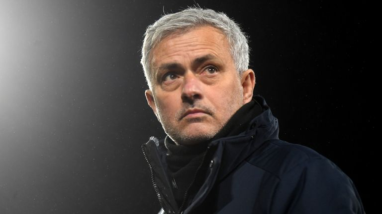 Jose Mourinho is confident Harry Kane will be fit to face Arsenal