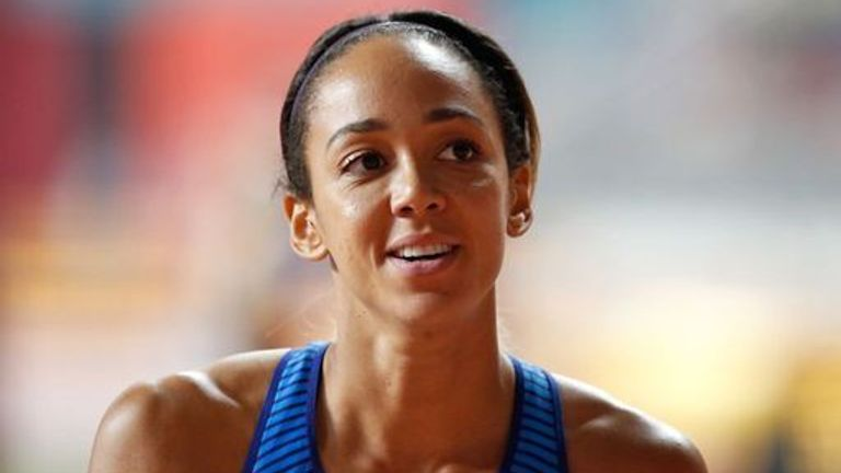 Katarina Johnson-Thompson has already appeared at two Olympic Games