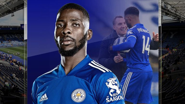 Kelechi Iheanacho is in the form of his life for Leicester City under Brendan Rodgers