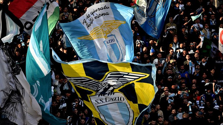 Lazio fans could soon see Romano Floriani Mussolini playing in Serie A