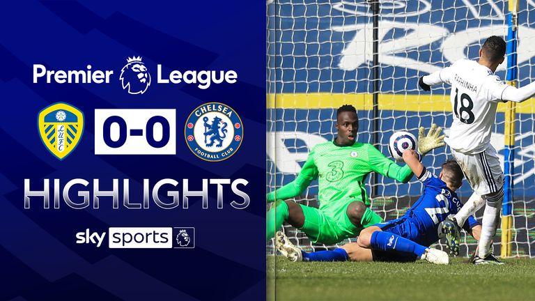Resumen del partido entre Leeds y Chelsea