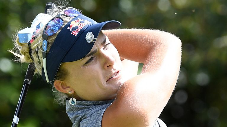 Lexi Thompson's win in 2014 is her only major