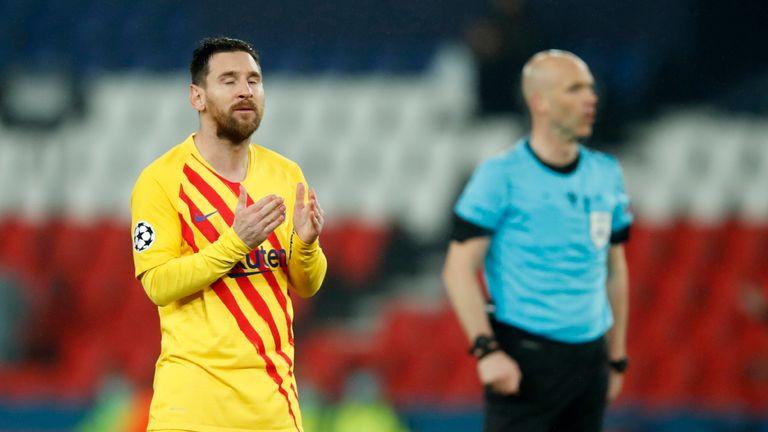 Lionel Messi - AP