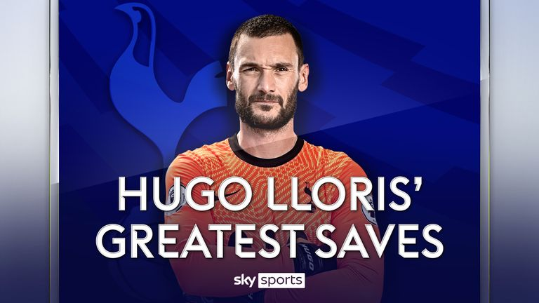 Hugo Lloris greatest saves