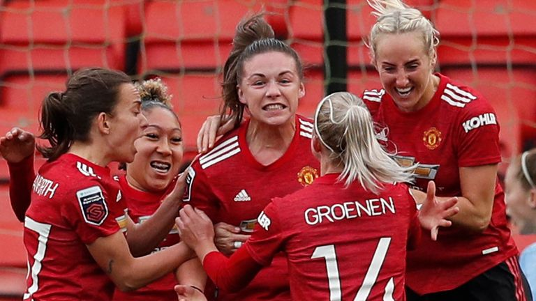Manchester United Women To Play At Old Trafford For First Time When Team Hosts West Ham In Wsl Football News Sky Sports