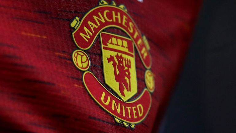 Manchester United Agree 235m Shirt Sponsorship Contract With Teamviewer From Next Season In Five Year Deal Football News Sky Sports