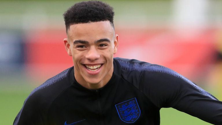 Mason Greenwood: Why England should take the Manchester United striker to Euro