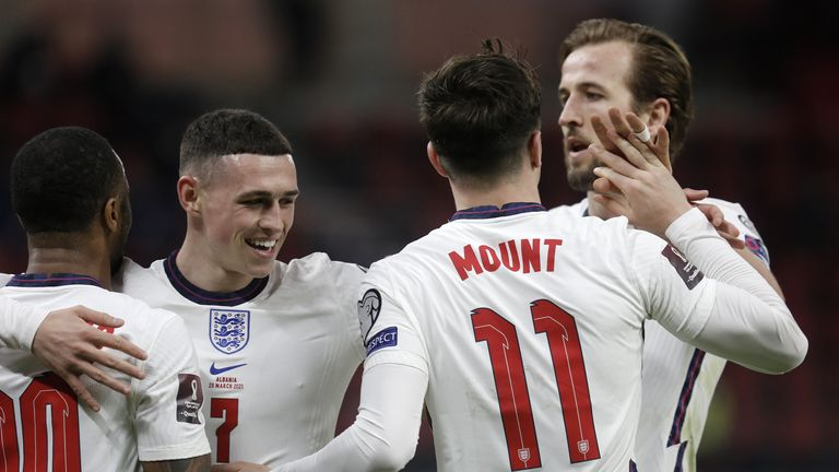 Gareth Southgate faces selection dilemmas in midfield prior to England's clash with Poland