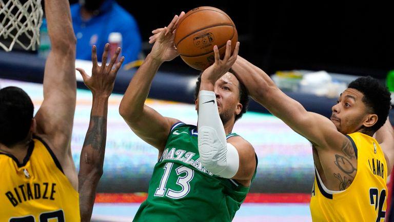 NBA: Mavericks Pacers