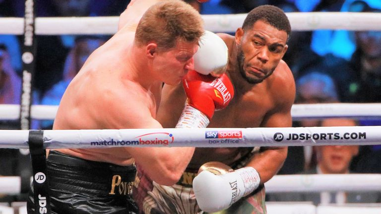 Dillian Whyte will suffer a repeat knockout loss to Alexander Povetkin, says