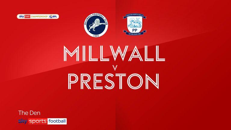 Millwall v Preston