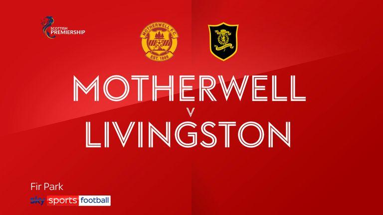 motherwell v livingston badge