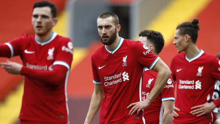 Liverpool suffered a sixth straight home defeat after a 1-0 loss to Fulham