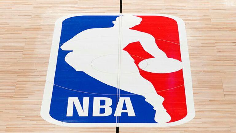 AP - NBA LOGO