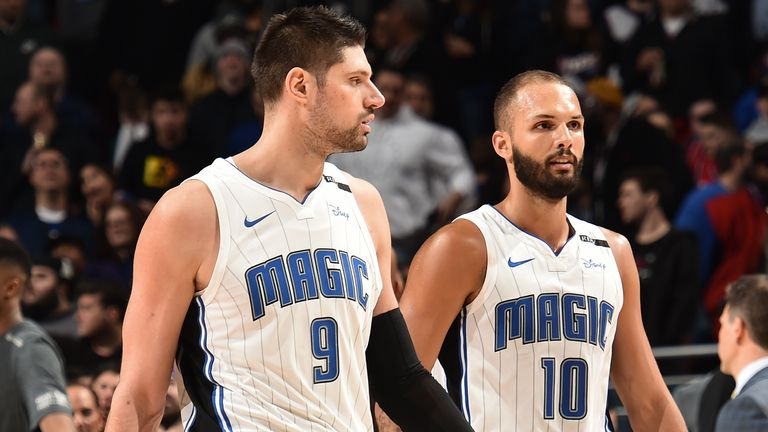 The Orlando Magic have traded star players Nikola Vucevic and Evan Fournier to the Chicago Bulls and Boston Celtics respectively