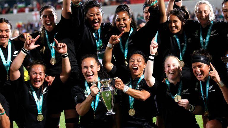 La Nouvelle-Zélande a remporté l'édition 2017 du tournoi, battant l'Angleterre en finale