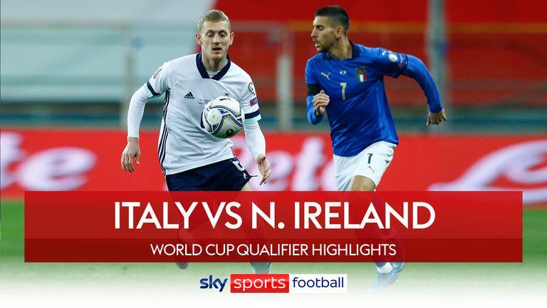 Italia 2-0 Irlanda del Norte
