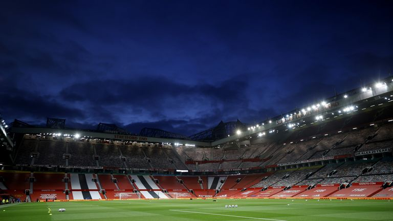 Man Utd women will play at Old Trafford for the first time this Saturday against West Ham