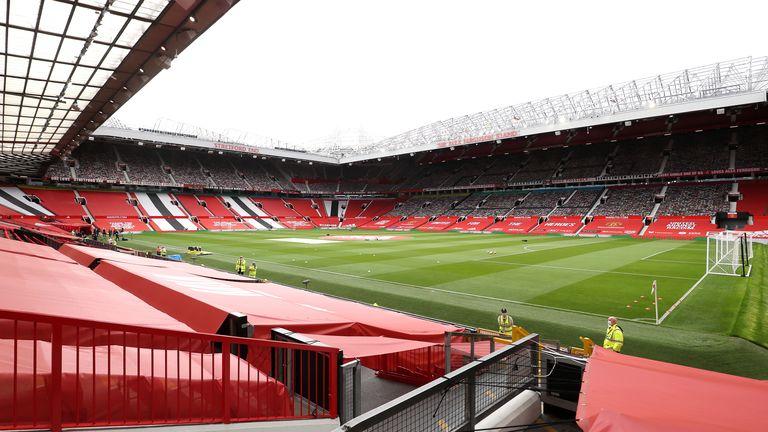 PA - Old Trafford GV