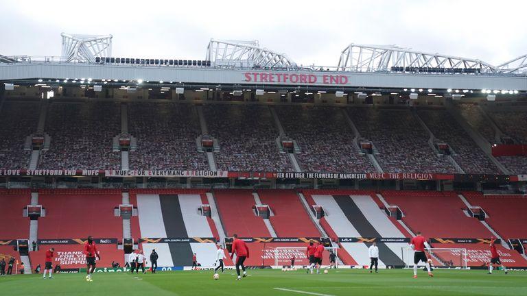 AP - Old Trafford