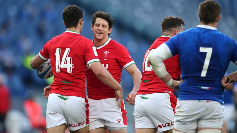 Wales were impressive in their bonus-point win away to Italy