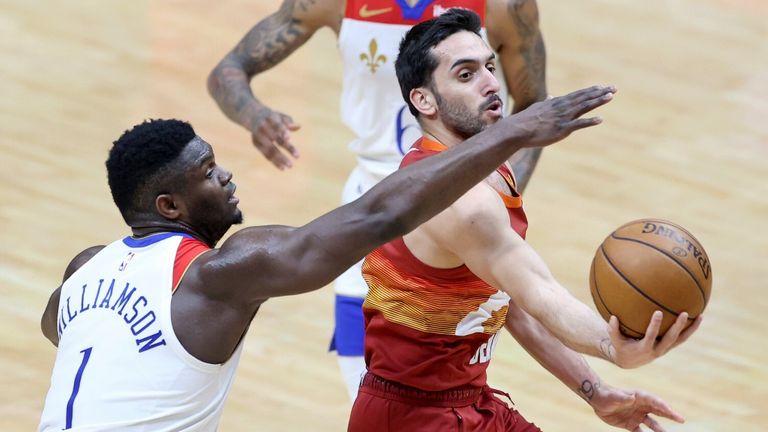 NBA: Pelicans v Nuggets