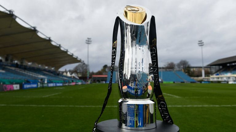 The PRO14 season was curtailed to end in March so that the Rainbow Cup could be played