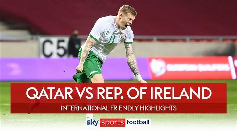 Qatar Ireland Highlights