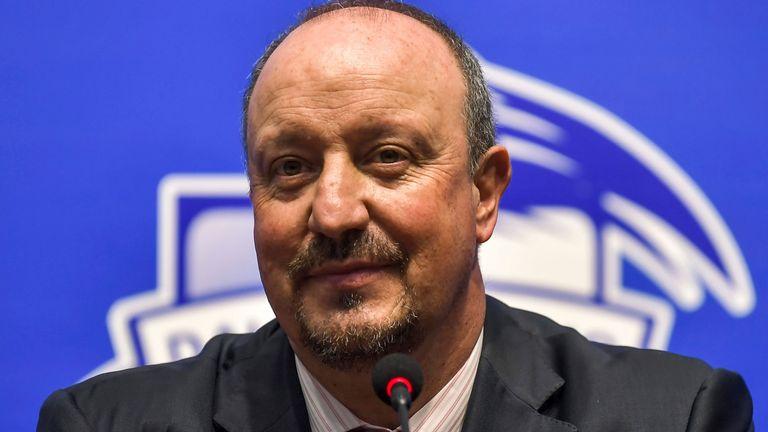 Rafa Benitez (AP)