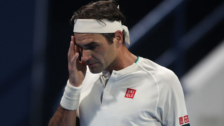 Roger Federer plans to play in events that will help him regain fitness before Wimbledon