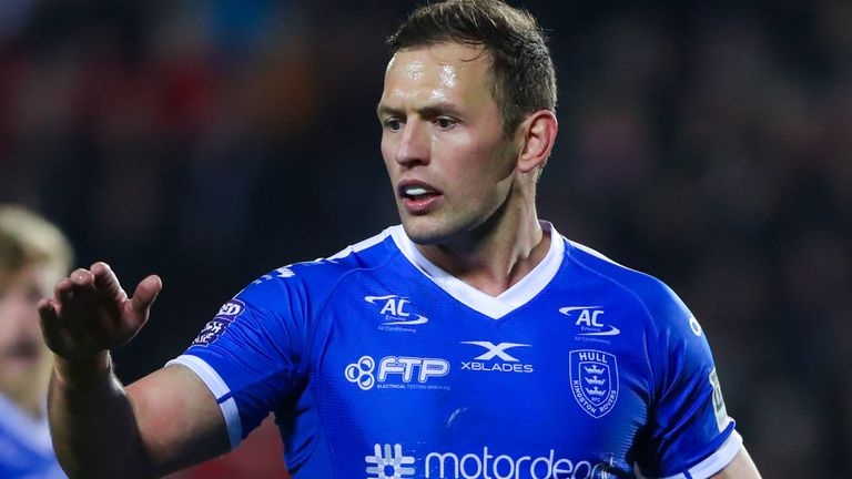 Shaun Lunt has retired from rugby league