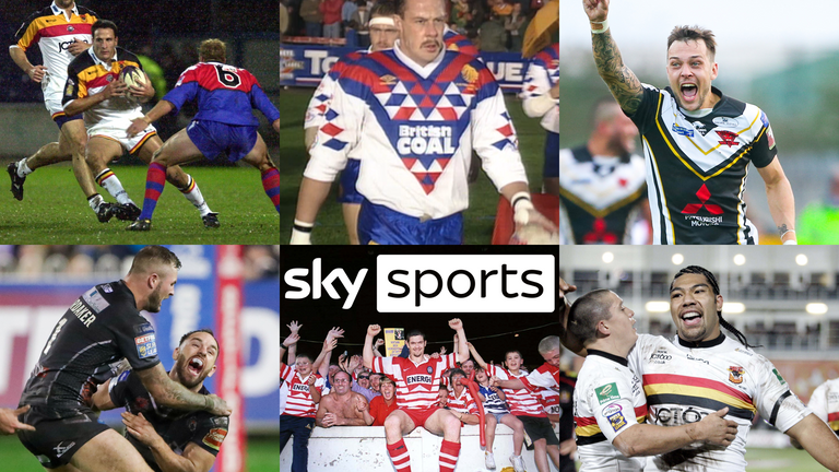 Sky Sports Arena will be dedicated to rugby league in the week leading up to the new Super League season