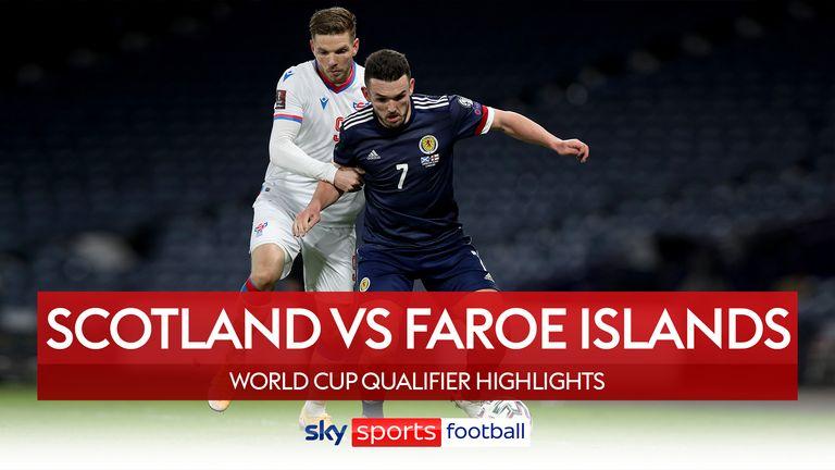 Skotsko vs Faerské ostrovy