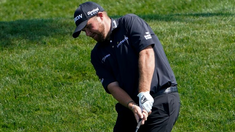 Shane Lowry is looking forward to his trip to Augusta National
