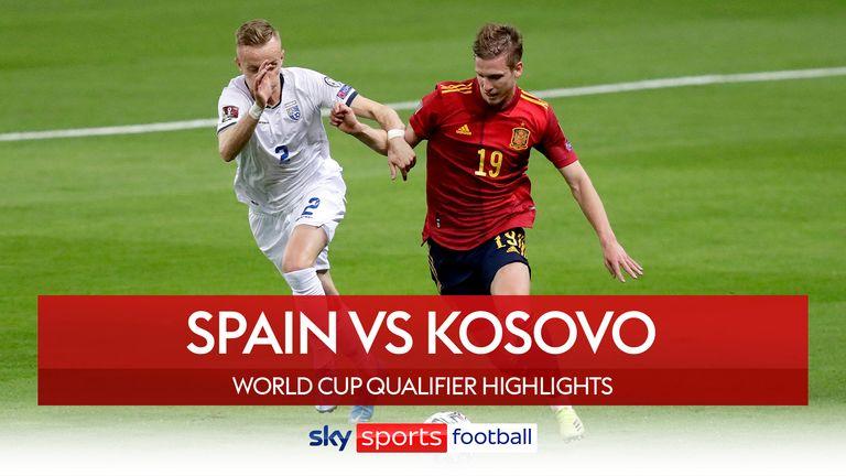 Spain v Kosovo
